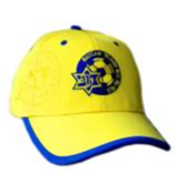 MACCABI TEL AVIV TEAM YELLOW- CAP