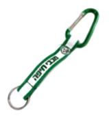 CARABINER KEY HOLDER - MACCABI HAIFA