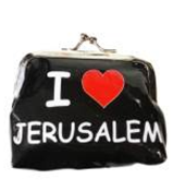 I LOVE JERUSALEM WALLET