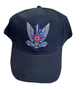 Israeli AIr Force cap red star.