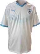 THE NEW 2019 ISRAEL SOCCER NATIONAL TEAM WHITE