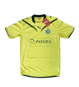 NEW MACCABI SOCCER - PLAYER SHIRT YELLOW