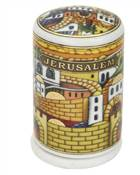 TOOTHPICK HOLDER JERUSALEM 87230