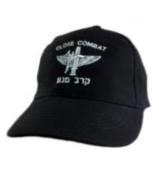 CLOSE COMBAT BLACK CAP
