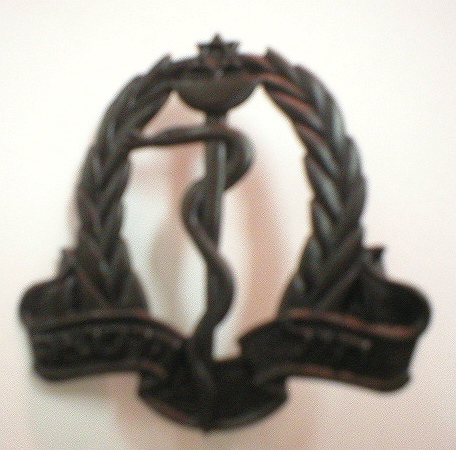 MEDICAL CORPS BADGE