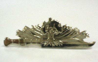 LARGE GOLANI PIN