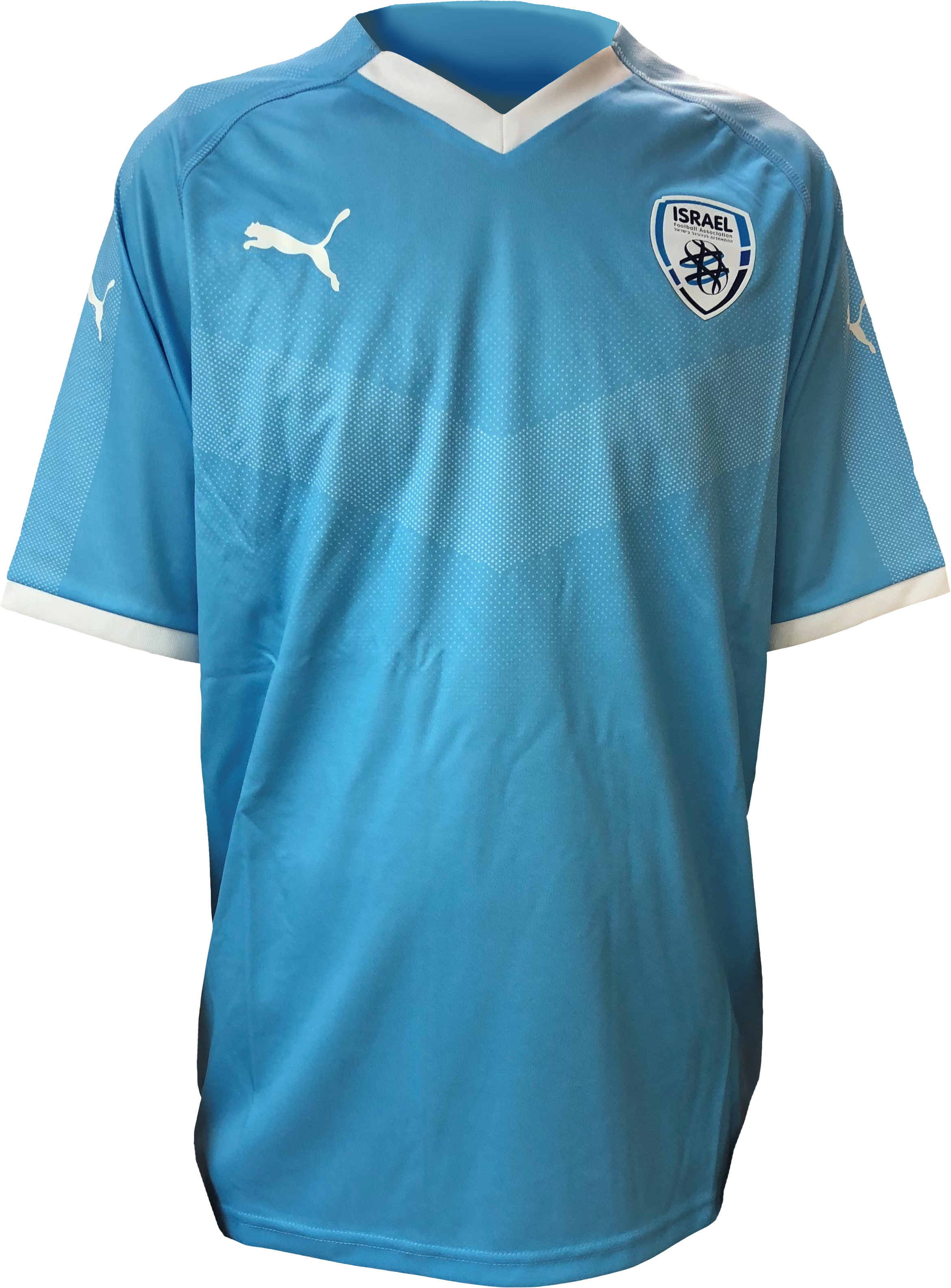THE NEW 2019 ISRAEL SOCCER NATIONAL TEAM BLUE