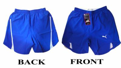 SHORTS SOCCER TEAM BLUE